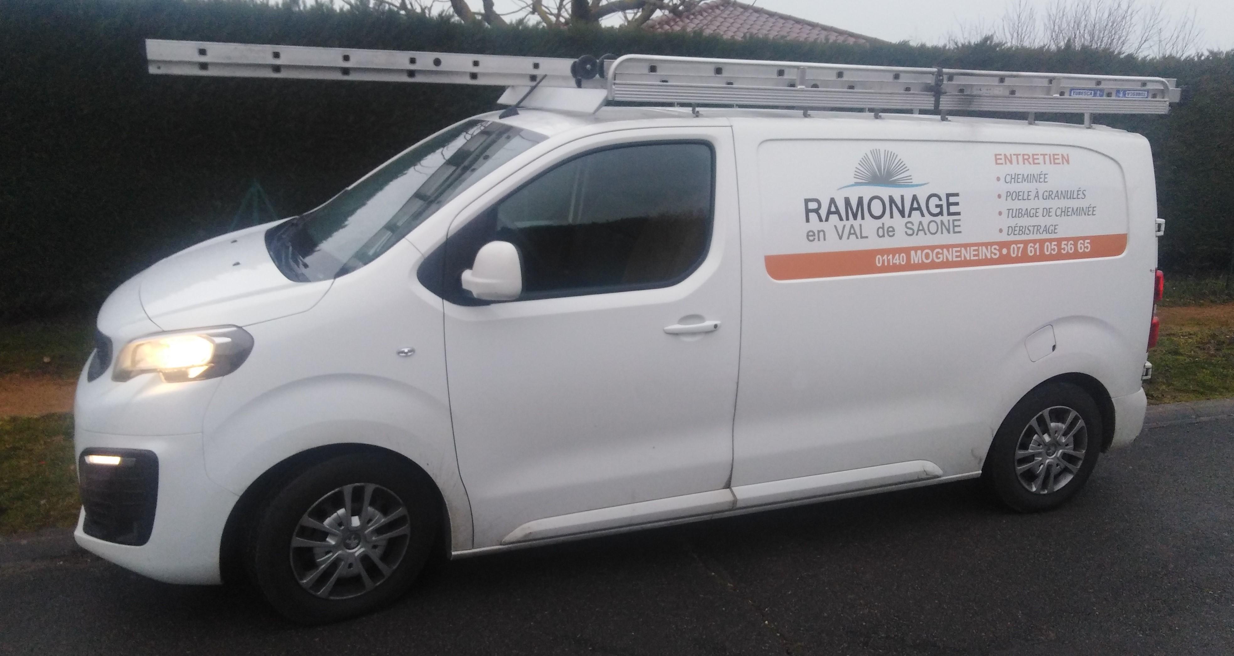 RAMONAGE EN VAL DE SAONE